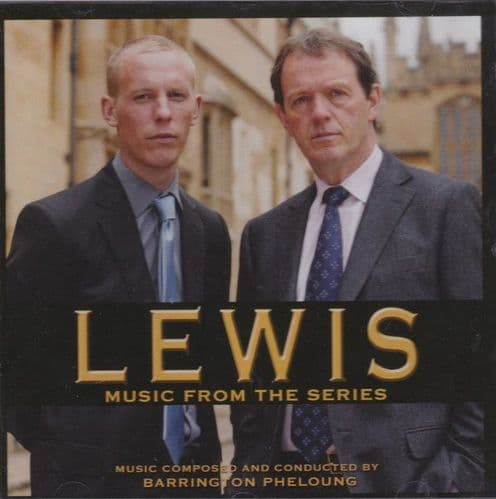 Barrington Pheloung, The London Metropolitan Orchestra<br>Lewis: Music From The Series<br>CD